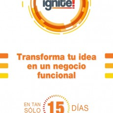 Ignite Transforma tu Idea de Negocio