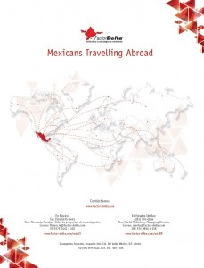 Mexicans Travelling Abroad